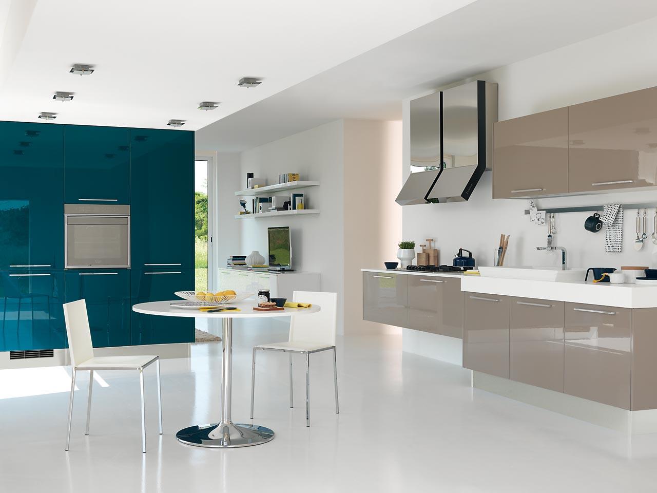 Moderne : Cucine Lube Mod. Maura